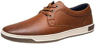 JOUSEN <b>Men's Fashion Sneakers</b> 3 Eyelets Simple Style <b>Casual</b> ...