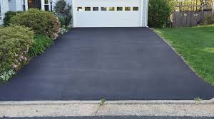 cost to resurface asphalt driveway. Brilliant Resurface Resurfaced Asphalt Driveway One Year Later Inside Cost To Resurface R
