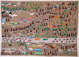 Call the Doula!: June 2013 & You can find story quilts telling the story of a particular family's exodus  from Laos (right) or the layout of the clan's farm and animal herds before  the ... Adamdwight.com