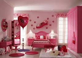 Pink Accessories For Bedroom Hello Kitty Bedroom With Pink Furniture And Accessories Creating