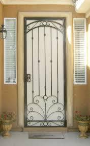 iron door works. security-door screen-door artistic-iron-works . iron door works