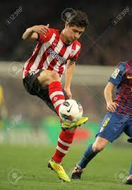 Ander Herrera Of Athletic Bilbao In Action During The Spanish.. Stock  Photo, Picture And Royalty Free Image. Image 13266184.
