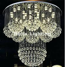 flush mount pendant light modern crystal pendant light fixture crystal lamp flush mounted pendant lighting ac flush mount