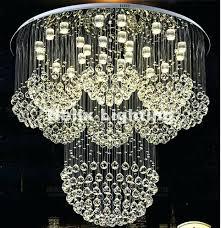 flush mount pendant light modern crystal pendant light fixture crystal lamp flush mounted pendant lighting ac flush mount