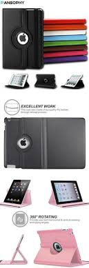visit to 360 degree rotating stand case smart cover for ipad air 2