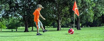 Footgolf Course Design Footgolf In Wichita Sports And Things To Do In Wichita