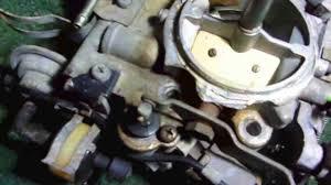 suzuki samurai installing a toyota carburetor 1 of 2 suzuki samurai installing a toyota carburetor 1 of 2