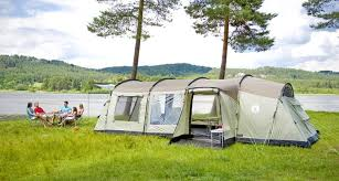 a bigger tent for family camping