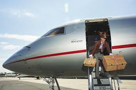 The Latest Private Jet Amenity Is A Theme Party For Your