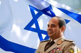 نتيجة بحث الصور عن عبدالفتاح السيسي وإسرائيل