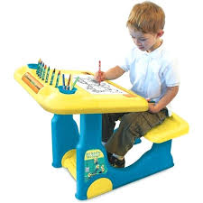trending creativity desk and easel q7013886 american plastic toys creativity desk and easel instructions