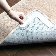 anti slip pads for rugs non grip under skid rug pad furniture drop dead gorgeous household