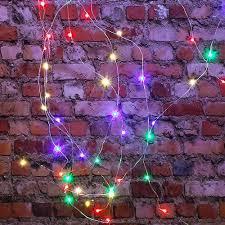 usb or solar fairy lights outdoor 22m