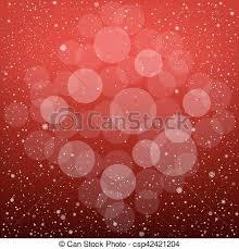 red snow christmas background. Plain Snow Christmas Red Snow Bokeh  Csp42421204 In Red Snow Background L