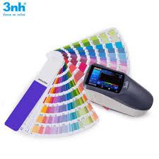 Ys Paint Color Chart Chart Paint Spectrophotometer Equipment Ys3010 Portable 3nh