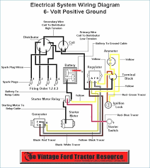 6 volt to 12 volt conversion wiring diagram for ford tractor 12 volt conversion wiring diagram ford 8n distributor diagram fresh ford tractor 12 volt conversion rh galericanna com