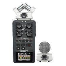 <b>Рекордер Zoom</b> H6 + <b>комплект</b> аксессуаров APH-6 — купить в ...