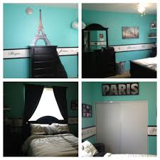 Paris Inspired Bedroom Paris Theme And Tiffany Blue Bedroom Home Pinterest Colors