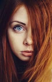 Nu natural redhead teen