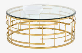 contemporary coffee table modern glass