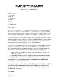 cover letter resume format