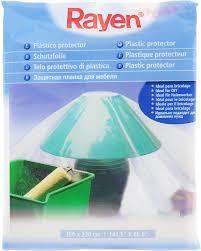 """<b>Пленка защитная</b> для мебели """"Rayen"""", цвет: прозрачный, 360 х ..."""