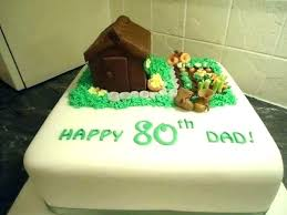 60th Birthday Present Ideas For Dad Cake Daddy Cakes Uk