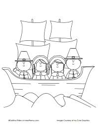 Perfect Mayflower Coloring Page 47 About Remodel Coloring Books
