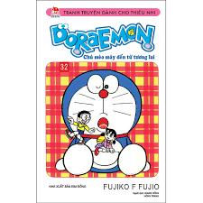Doraemon - Chú Mèo Máy Đến Từ Tương Lai - Tập 32 – Tiệm Mọt Tại Pháp