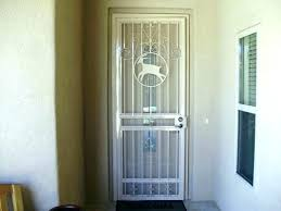 front screen doors with glass front screen door security front screen doors front door security