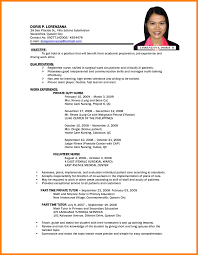 Amusing Sample Resume Nurses Philippines For Sample Resume In The