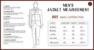 Chart Mens Blazers Google Search Online Selling