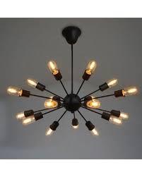 pendant lighting vintage. 18 light vintage sputnik industrial pendant ceiling lighting i