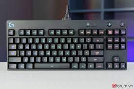 Đánh giá Logitech G Pro Keyboard: Thiết kế hiện đại, đèn RGB 16 triệu màu,  nhiều tính năng hấp dẫn