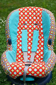 diy car seat cover beautiful how to make a car seat cover sew much fun