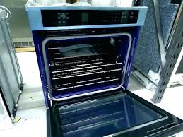 full size of summit appliance 24 in single gas wall oven black stainless steel self cleaning