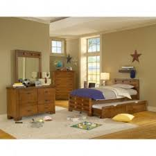 captain bed set trundle american woodcrafters heartland captains bed with trundle wayfair