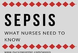 Antibiotic Chart For Nurses Sepsis What Nurses Need To Know