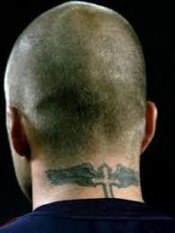 David Beckham Zajímavosti Tetování