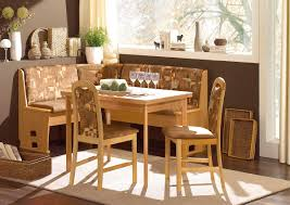 image of corner kitchen table with bench
