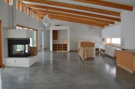 polished concrete floor loft. Polished Concrete Floors Kitchen Floor Design Inspiration Louisvuittonsaleson With In The Simple Loft G