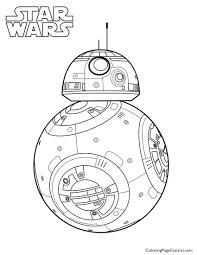 Kleurplaten Star Wars Droid Ausmalbilder Star Wars 16 Ausmalbilder