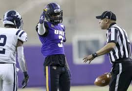 Suni Lane Boosts Uni Offense In Fcs Playoffs After Offseason