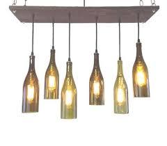 best 25 wine bottle chandelier ideas on bottle intended for bottle chandelier