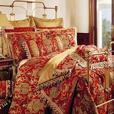 6 piece queen comforter set