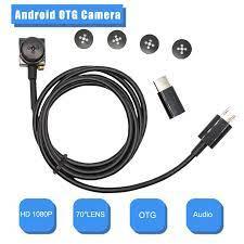 HD 1080P Android kamera 2MP cep mikro USB güvenlik kamerası kullanım için  cep telefonu otg kamera Android OTG kamera mikro otg kamera|Surveillance  Cameras