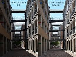 nikon d5100 active d lighting