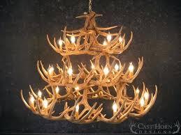 how to make a antler chandelier deer antler chandelier whitetail deer 42 antler chandelier diy antler how to make