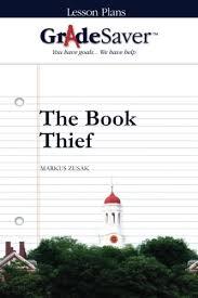 mini store gradesaver tm lesson plans the book thief