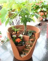 fairy garden pots. Pot For Fairy Garden Best Images On Art Decorations And Planters Diy . Pots L
